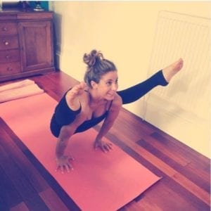 Ashtanga Yoga Arm Balances